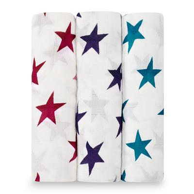 swaddle-muslin-silky-soft-red-stars