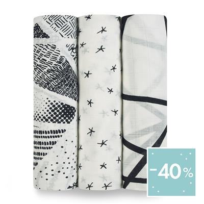 swaddle-muslin-silky-soft-black-white