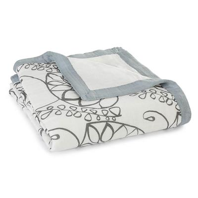 baby-blanket-muslin-silky-soft-grey-leaf