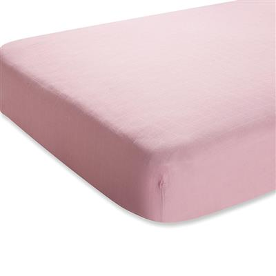 crib-sheet-muslin-silky-soft-pink