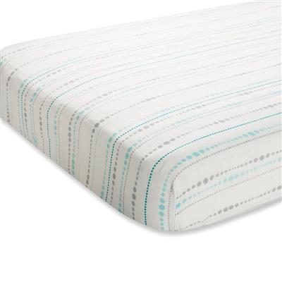 crib-sheet-muslin-silky-soft-blue-bead