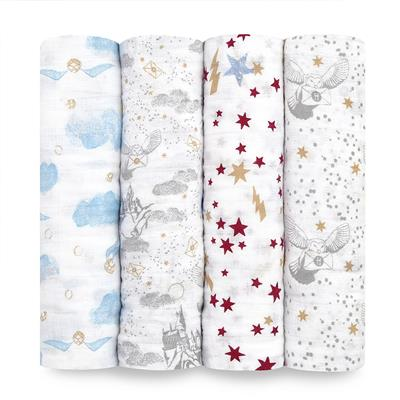 harry-potter-baby-classic-swaddles-muslin-4-pack