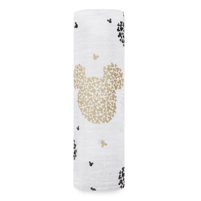 classic-swaddle-single-1pk-disney-mickey-90-metallic-gold