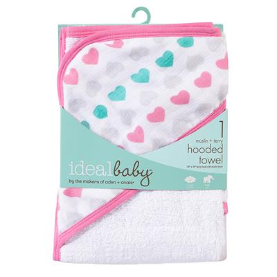 ideal-baby-hooded-towel-pretty-sweet
