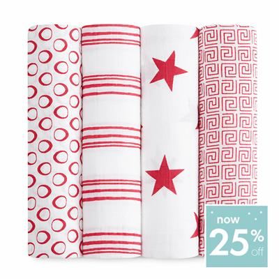 swaddle-muslin-red