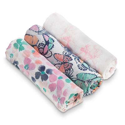 silky-soft-muslin-baby-swaddle-3-pk-flower-butterfly-girl-festival-white-label