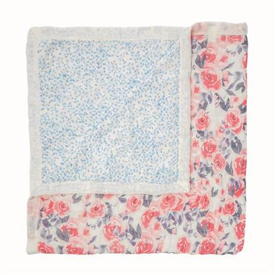 white-label-silky-soft-dream-blanket-watercolor-garden-flower-pink