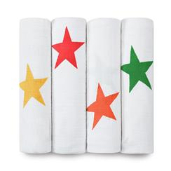 swaddle-muslin-red-green-bright-stars