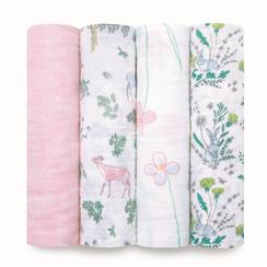 classic-swaddle-4pk-forest-fantasy