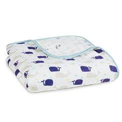 baby-blanket-muslin-whale-anchor-blue