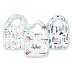 muslin-baby-snap-bib-3pk-color-pop-city-dino-animal