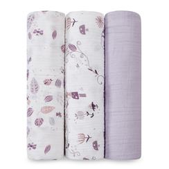 swaddle-muslin-organic-purple-deer