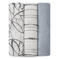 swaddle-muslin-silky-soft-grey-leaf