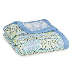 baby-blanket-muslin-silky-soft-green-blue