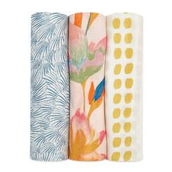 baby-silky-soft-single-swaddle-muslin-3-pack-marine-gardens
