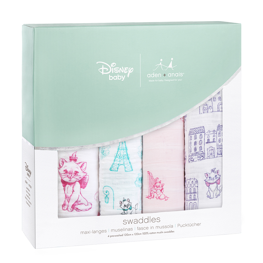 Classic Swaddles Disney Marie The Aristocats Aden Anais